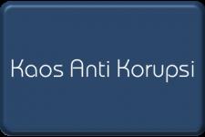 Kaos Anti Korupsi